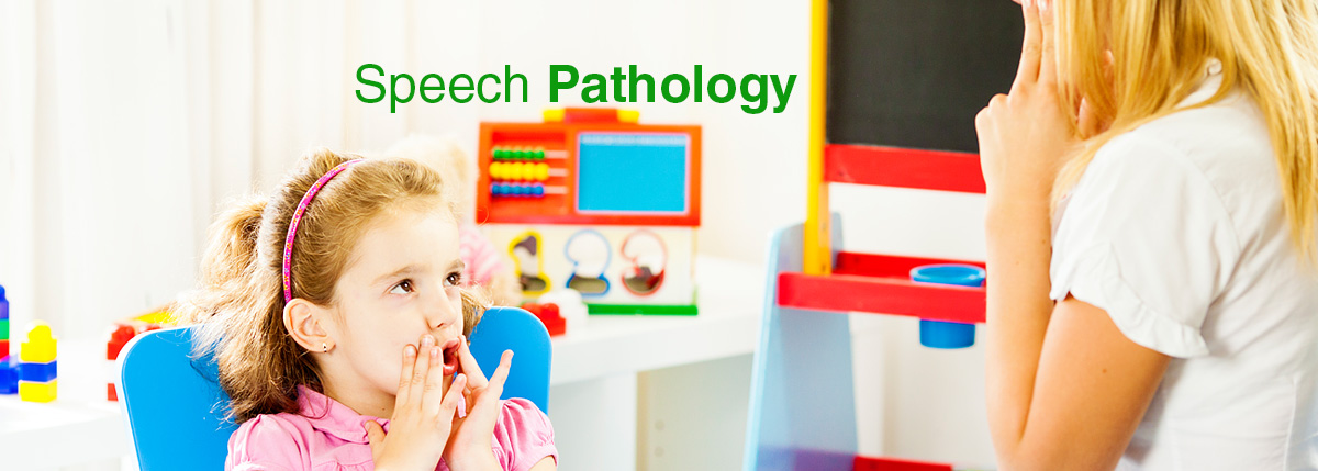 Speech Language Therapy
